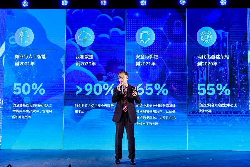 IBM 副总裁、大中华区硬件系统部总经理 侯淼先生