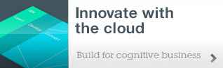 Innovate with the cloud