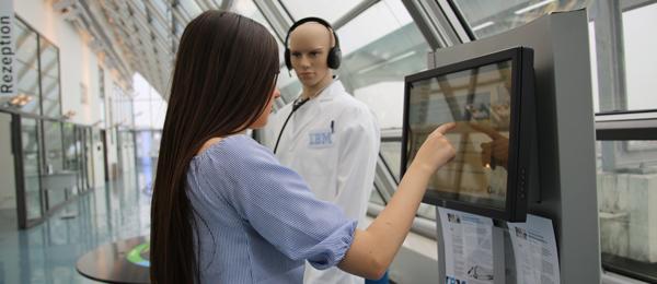 Watsons linguistische Zerlegung unterstützt Patientenbetreuung