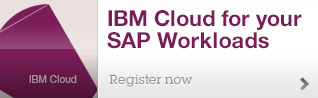 IBM Cloud for your SAP Workloads