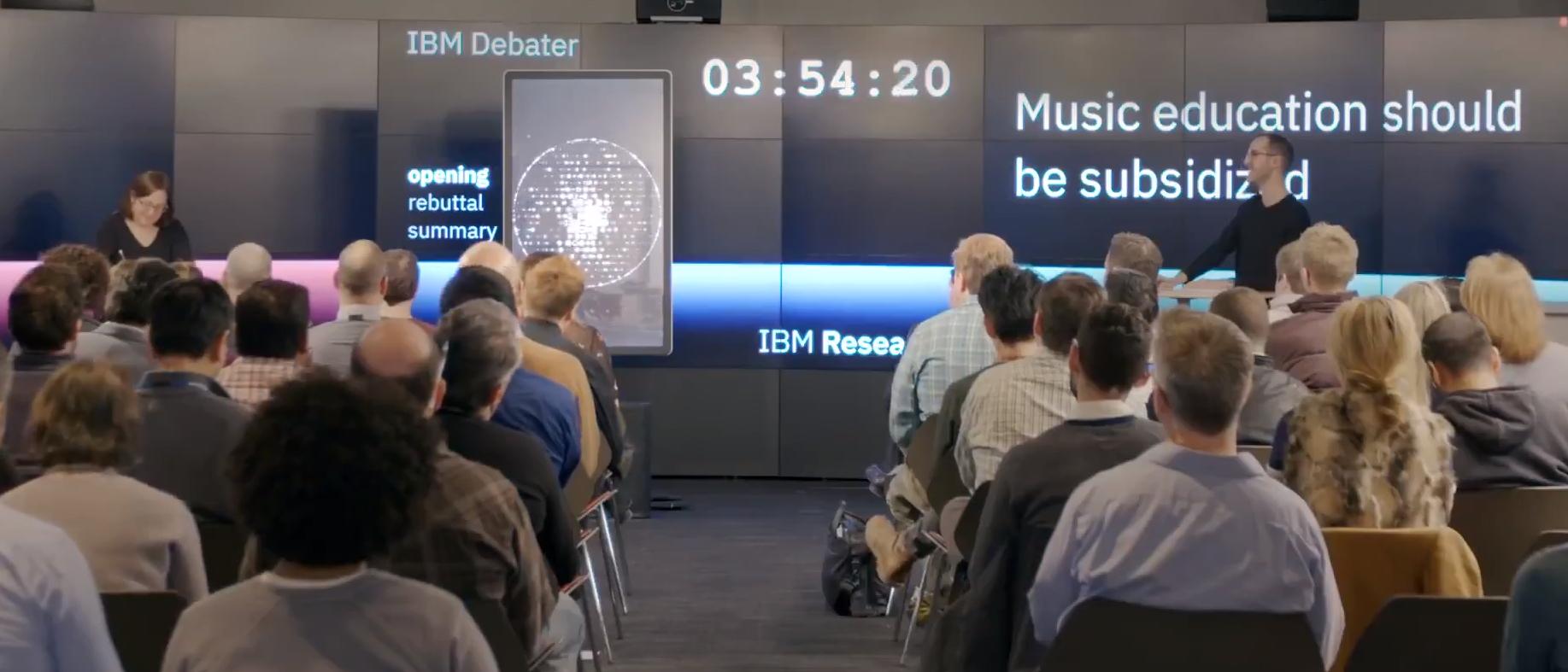 인간과 토론하는 AI의 진화