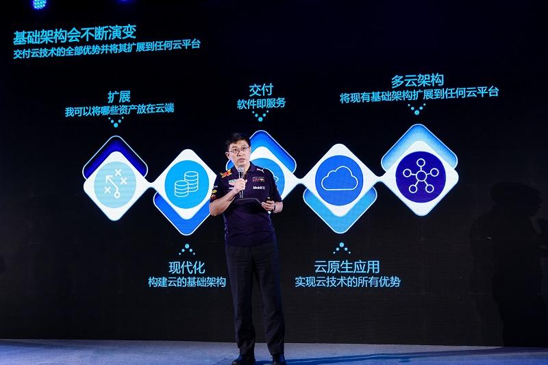 IBM 大中华区硬件系统部存储及软件定义基础架构总经理 吴磊先生