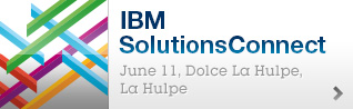 IBM SolutionsConnect 2013. Register today