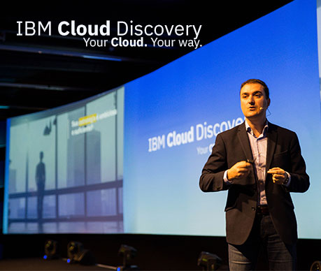 IBM Cloud Discovery. Your Cloud. Your way.