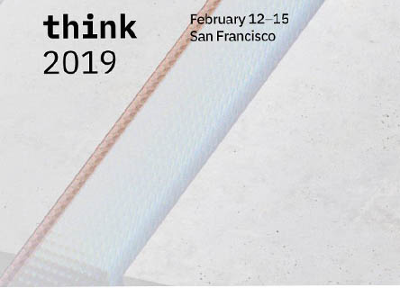 think 2019 February 12-15 San Francisco
