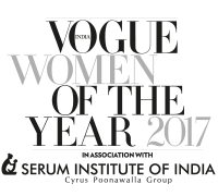 VOGUE WOMEN OF THE YEAR 2017