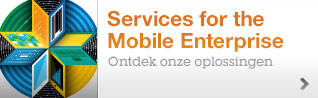 Services for the Mobile Enterprise.Ontdek onze oplossingen