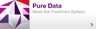 Pure Data. The name says it all.