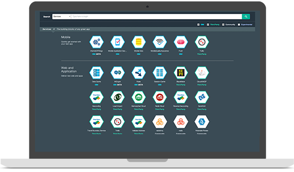Try IBM Cloud for free