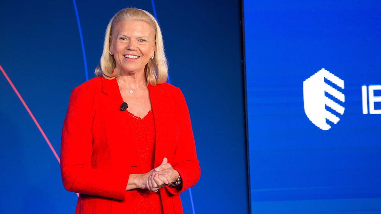 Ginni Rometty keynotes the 2017 IBM Security Summit