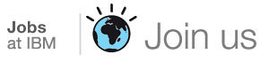 Jobs at IBM. Join us.