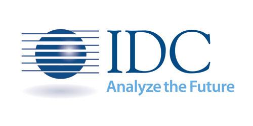 Logotipo de IDC