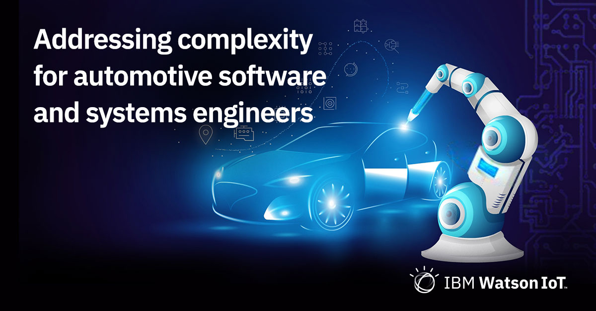 Automotive Engineering Ibm Watson Iot