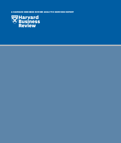 harvard business review research papers The research considered in this review reflects the results of a computerized the modern productivity paradox in a not-too harvard business review.