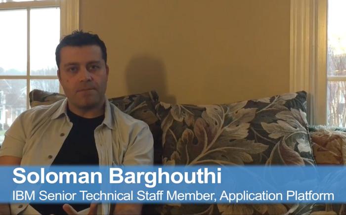 视频采访 Solomon Barghouthi