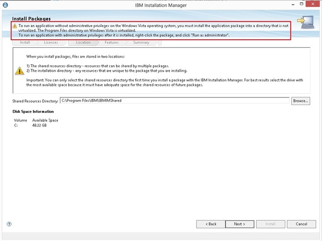 WEB CONSOLE 4 1 on Windows 8 - Forums - IBM Support