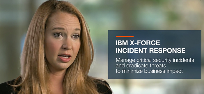 IBM X-Force Incident Reponse - video