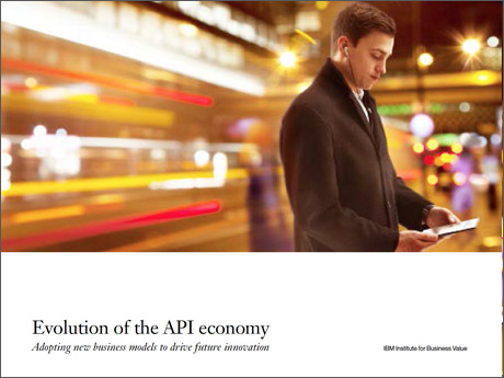 Evolution of the API economy: Adopting new business models to drive future innovation