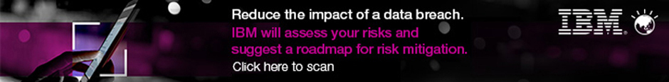 Reduce the impact of a data breach. IBM will assess your risks and suggest a roadmap for risk mitigation. Click here to scan. IBM