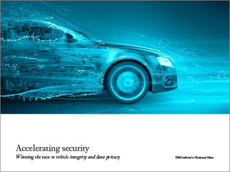 Accelerating security: Winning the race to vehicle integrity and data privacy