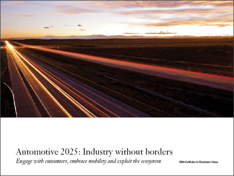 Automotive 2025: Industry without borders