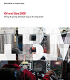 Oil and gas 2030