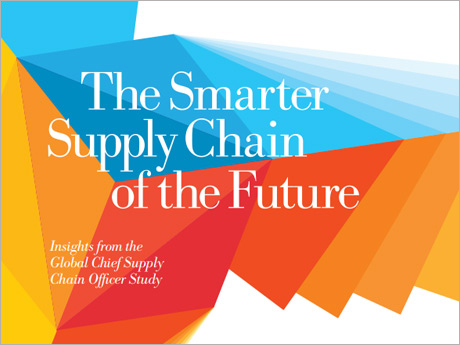 The Smarter Supply Chain of the Future - Insights from the Global Chief Supply Chain Officer Study