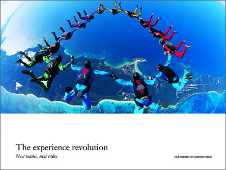The experience revolution - Mobilizing to win – are you ready?