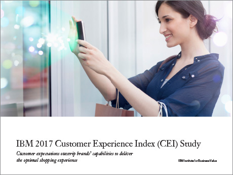 (PDF, 222KB): Are you prepared to server tomorrow's shoppers? - Reshaping retail for 2025 and beyond - IBM Institute for Business Value