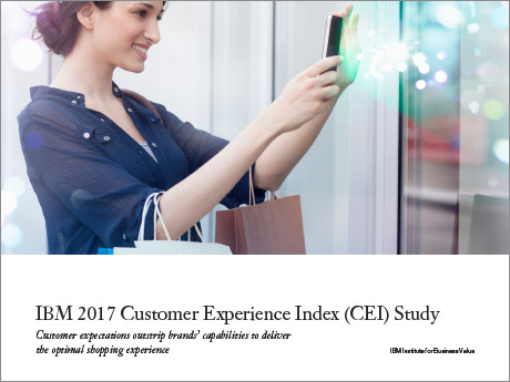 IBM 2017 Customer Experience Index (CEI) Study