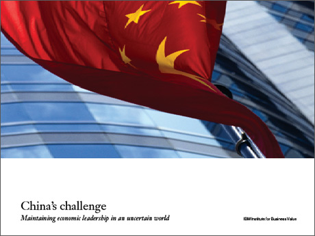 China's challenge: Maintaining economic leadership in an uncertain world