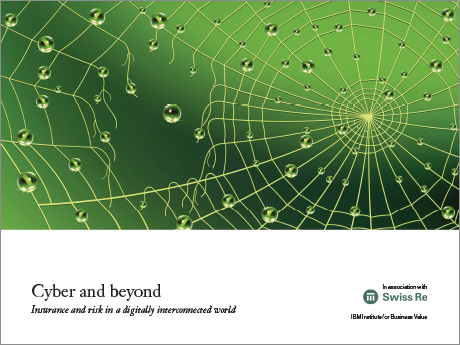 Cyber and beyond: Insurance and risk in a digitally interconnected world