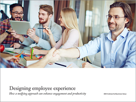 Designing employee experience: How a unifying approach can enhance engagement and productivity