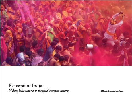 Ecosystem India: Making India essential in the global ecosystem economy
