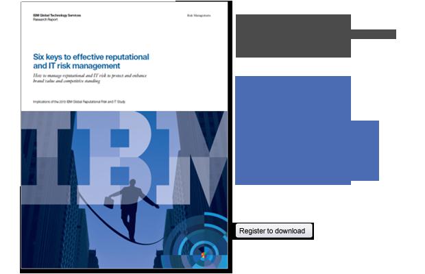 IBM: Smarter IT Services Cloud