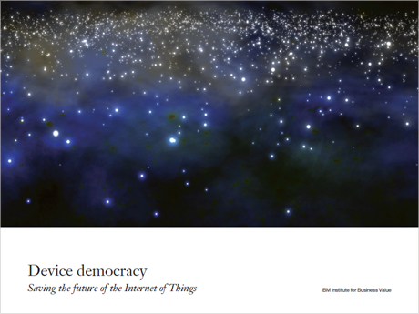Device democracy: Saving the future of the Internet of Things