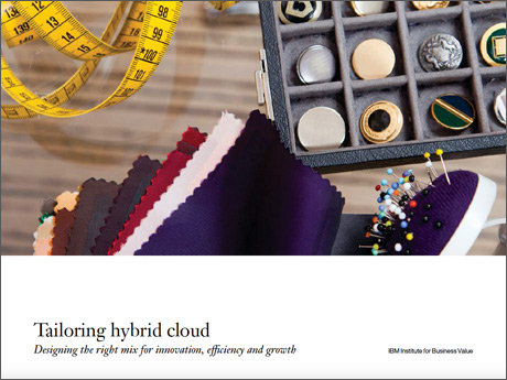 Tailoring hybrid cloud: Designing the right mix for innovation, efficiency and growth