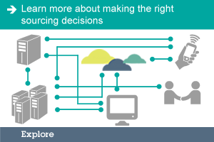 Learning more about making the right sourcing decisions.