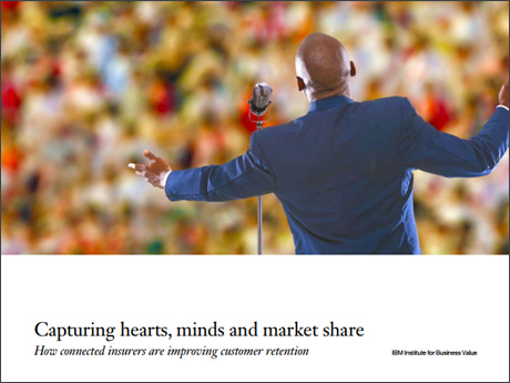Capturing hearts, minds and market share: How connected insurers are improving customer retention