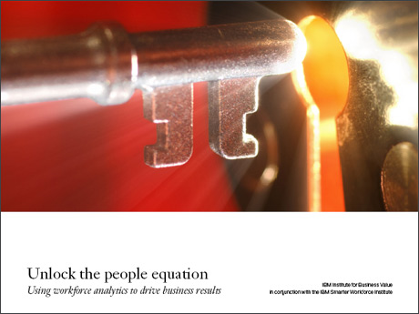 Unlock the people equation