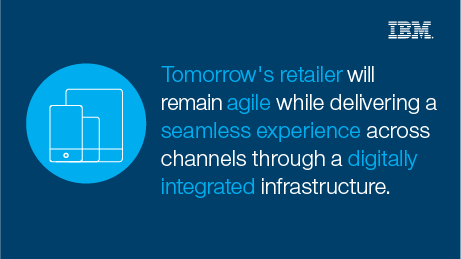 The 2025 retailer will remain agile while delivering a seamless experience across channel through a digitally integrated infrastructure.