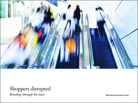 Shoppers disrupted. Retailing through the noise