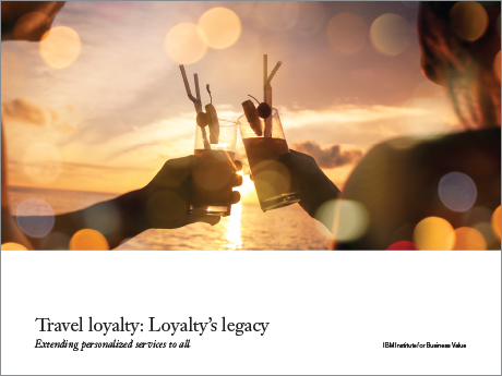 Travel loyalty – Loyalty's legacy: Extending personalized service to all