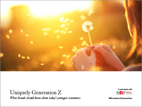 Uniquely Generation Z: What brands should know about today's youngest consumers
