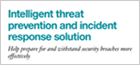 Intelligent threat prevention and incident response solution.