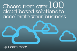 Choose from over 100 cloud-based solutions to accelerate your business. Learn more.