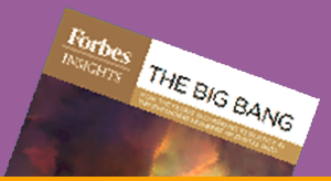 Forbes Insights: Der Big Bang