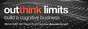 outthink limits build a cognitive business. IBM at CeBIT 2017. March 20-24, Hanoover | ibm.com/de/cebit