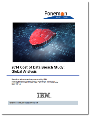 2014 Cost of Data Breach Study: Global Analysis