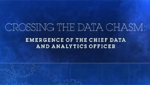 Crossing the data chasm: Emergence of the chief data and analytics officer